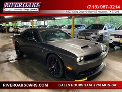 New 2019 Dodge Challenger SRT HELLCAT Coupe for Sale in Houston, TX at River Oaks Chrysler Jeep Dodge Ram