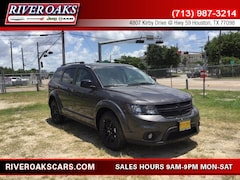 2019 Dodge Journey SE Sport Utility for Sale in Houston, TX at River Oaks Chrysler Jeep Dodge Ram