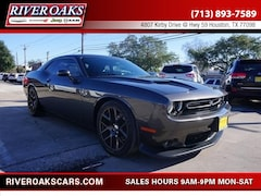 Used 2016 Dodge Challenger R/T Plus Coupe 2C3CDZBT9GH177704 for Sale in Houston, TX at River Oaks Chrysler Jeep Dodge Ram