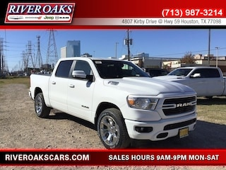 New 2019 Ram 1500 BIG HORN / LONE STAR CREW CAB 4X2 5'7 BOX Crew Cab 1C6RREFT2KN724460 for Sale in Houston, TX at River Oaks Chrysler Jeep Dodge Ram