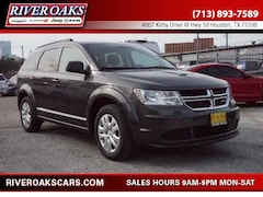 Used 2016 Dodge Journey SE SUV 3C4PDCAB9GT234705 for Sale in Houston, TX at River Oaks Chrysler Jeep Dodge Ram