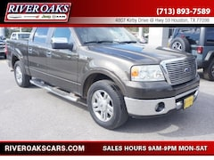 2008 Ford F-150 Lariat Truck for Sale in Houston, TX at River Oaks Chrysler Jeep Dodge Ram
