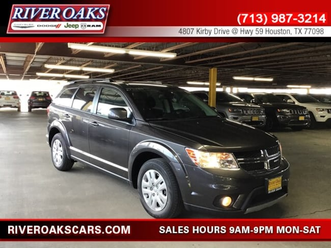 River Oaks Dodge >> New 2019 Dodge Journey Se For Sale In Houston Near Sugar Land Tx Kt770959