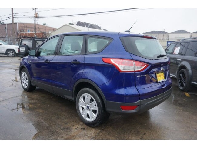 houston used 2014 ford escape blue for sale in tx houston spring pearland humble t14503. Black Bedroom Furniture Sets. Home Design Ideas