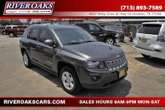 2016 Jeep Compass Latitude SUV for Sale in Houston, TX at River Oaks Chrysler Jeep Dodge Ram