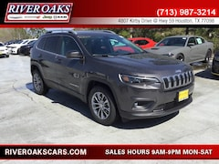 New 2019 Jeep Cherokee LATITUDE PLUS FWD Sport Utility for Sale in Houston, TX at River Oaks Chrysler Jeep Dodge Ram