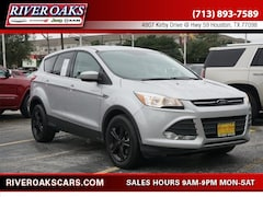 Used 2016 Ford Escape SE SUV 1FMCU0GX1GUA97048 for Sale in Houston, TX at River Oaks Chrysler Jeep Dodge Ram