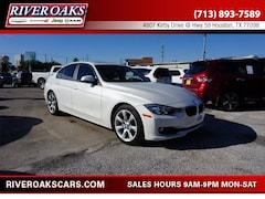2014 BMW 320i i Xdrive Sedan for Sale in Houston, TX at River Oaks Chrysler Jeep Dodge Ram