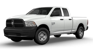 New 2019 Ram 1500 CLASSIC TRADESMAN QUAD CAB 4X2 6'4 BOX Quad Cab 1C6RR6FG7KS608942 for Sale in Houston, TX at River Oaks Chrysler Jeep Dodge Ram