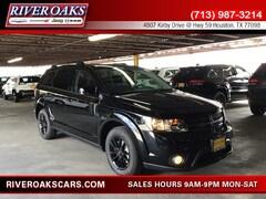 New 2019 Dodge Journey SE Sport Utility for Sale in Houston, TX at River Oaks Chrysler Jeep Dodge Ram