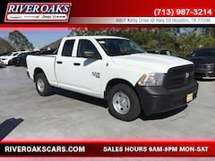 2019 Ram 1500 CLASSIC TRADESMAN QUAD CAB 4X2 6'4 BOX Quad Cab for Sale in Houston, TX at River Oaks Chrysler Jeep Dodge Ram