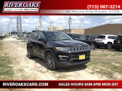 2019 Jeep Compass SUN & WHEEL FWD Sport Utility for Sale in Houston, TX at River Oaks Chrysler Jeep Dodge Ram
