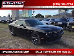 2018 Dodge Challenger R/T PLUS Coupe for Sale in Houston, TX at River Oaks Chrysler Jeep Dodge Ram