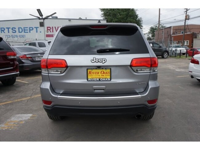 Used 2019 Jeep Grand Cherokee Billet Silver Metallic Clearcoat for Sale in  Houston Near Sugar Land, TX | E8102