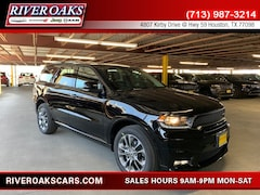 New 2019 Dodge Durango GT PLUS RWD Sport Utility for Sale in Houston, TX at River Oaks Chrysler Jeep Dodge Ram