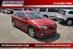 Used 2014 Toyota Camry XLE Sedan 4T1BF1FKXEU778209 for Sale in Houston, TX at River Oaks Chrysler Jeep Dodge Ram