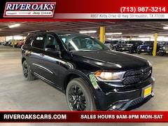 2019 Dodge Durango SXT PLUS RWD Sport Utility for Sale in Houston, TX at River Oaks Chrysler Jeep Dodge Ram