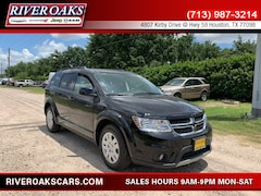 New 2019 Dodge Journey SE Sport Utility for Sale in Houston, TX at River Oaks Chrysler Jeep Dodge Ram
