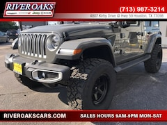 2019 Jeep Wrangler UNLIMITED SAHARA 4X4 Sport Utility for Sale in Houston, TX at River Oaks Chrysler Jeep Dodge Ram