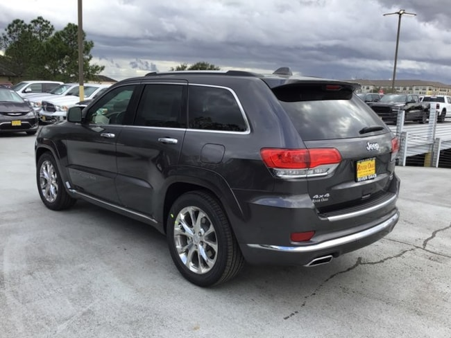 Houston New 2019 Jeep Grand Cherokee Summit 4x4 Tx Spring