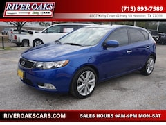 Used 2013 Kia Forte SX Hatchback KNAFW5A39D5663703 for Sale in Houston, TX at River Oaks Chrysler Jeep Dodge Ram