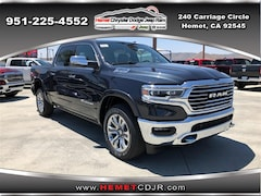 2019 Ram All-New 1500 LARAMIE LONGHORN CREW CAB 4X4 5'7 BOX Crew Cab