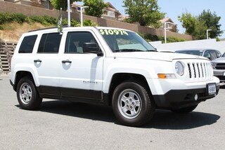 2014 Jeep Patriot Sport FWD SUV