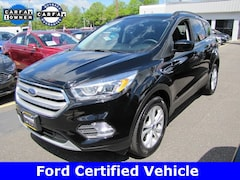 Certified Pre-Owned 2017 Ford Escape SE SUV 38216A in Hempstead, NY