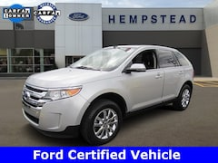 Certified Pre-Owned 2014 Ford Edge Limited SUV 37442F in Hempstead, NY