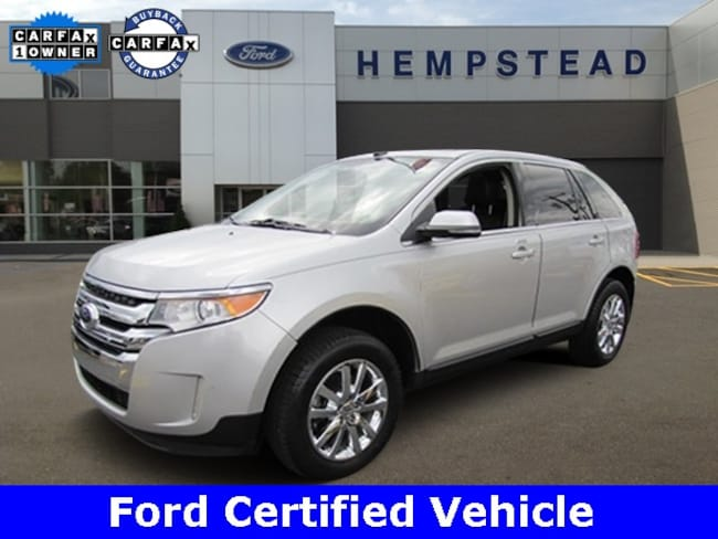 2014 Ford Edge Limited SUV 37442F