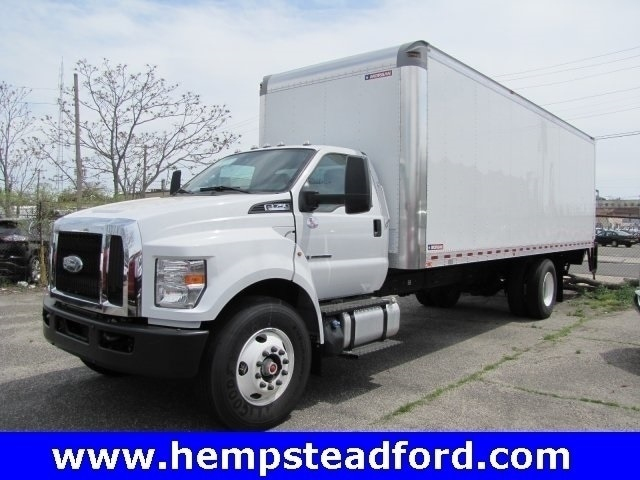 2018 Ford F-650-750 F-750 SD Diesel Straight Frame Commercial-truck