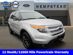 Used 2014 Ford Explorer XLT SUV 1FM5K8D89EGA40571 for sale in Hempstead, NY at Hempstead Ford Lincoln