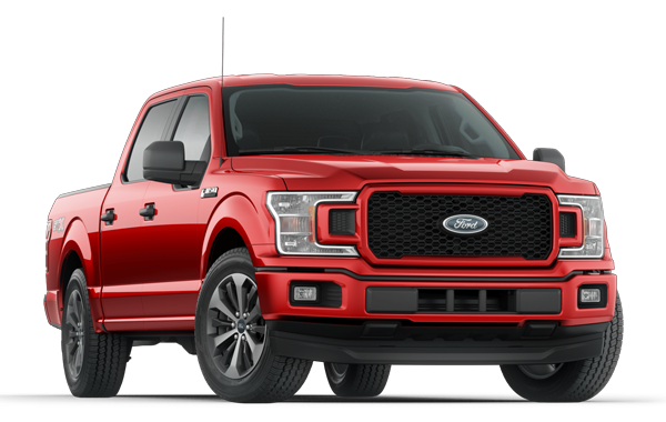 2020 F-150 STX SuperCrew Cab