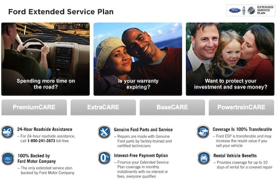 Ford Extended Warranty >> Extended Service Plan Hempstead Ford Lincoln