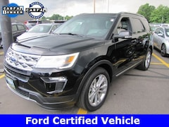Used 2016 Ford Explorer XLT SUV 1FM5K8D87GGC80057 for sale in Hempstead, NY at Hempstead Ford Lincoln