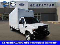 Used 2017 Ford E-350 Cutaway Base Truck 1FDWE3FS6HDC32236 for sale in Hempstead, NY at Hempstead Ford Lincoln