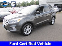 Certified Pre-Owned 2017 Ford Escape SE SUV 38217A in Hempstead, NY