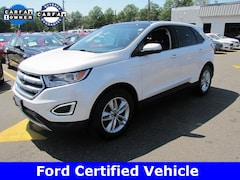Certified Pre-Owned 2016 Ford Edge SEL SUV 38266F in Hempstead, NY