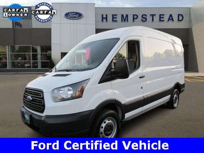 2018 Ford Transit-250 Base w/Sliding Pass-Side Cargo Door Van 38052O