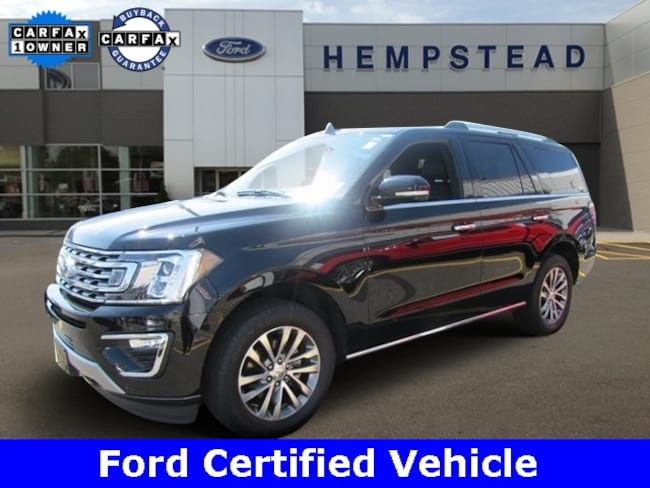 2018 Ford Expedition Limited SUV 37646O