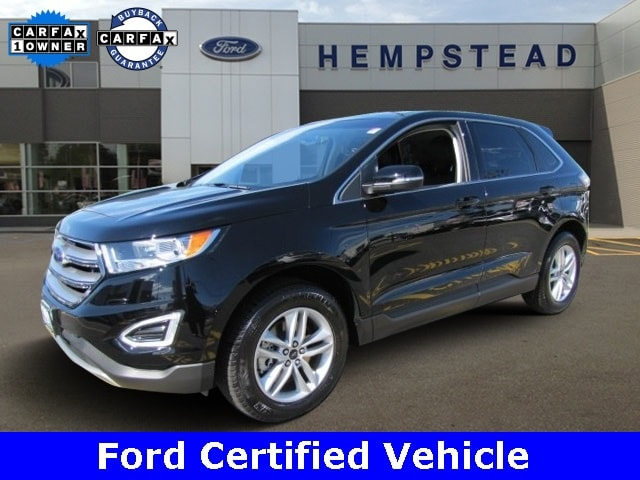 2015 Ford Edge SEL SUV 37440F