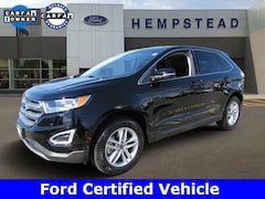 Certified Pre-Owned 2015 Ford Edge SEL SUV 37440F in Hempstead, NY