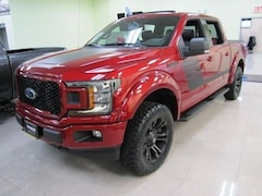 New 2019 Ford F-150 XLT Truck SuperCrew Cab 1FTEW1E46KFA26608 for sale in Hempstead, NY at Hempstead Ford Lincoln