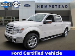 Used 2014 Ford F-150 Truck SuperCrew Cab 1FTFW1ET9EFA04165 for sale in Hempstead, NY at Hempstead Ford Lincoln
