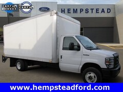 Used 2018 Ford E-350 Cutaway Base Truck 1FDWE3FS1JDC19352 for sale in Hempstead, NY at Hempstead Ford Lincoln