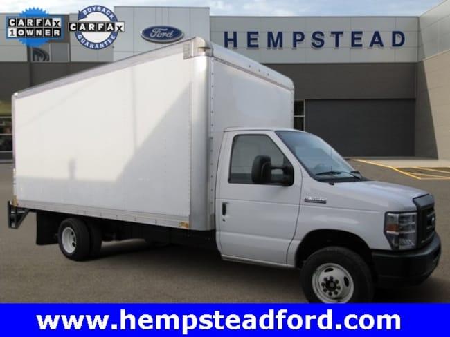 2018 Ford E-350 Cutaway Base Truck 37994O