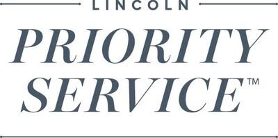 LINCOLN PRIORITY SERVICE ™