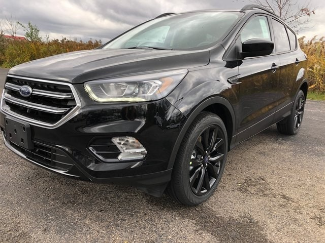 New 2019 Ford Escape For Sale at Henderson Ford | VIN