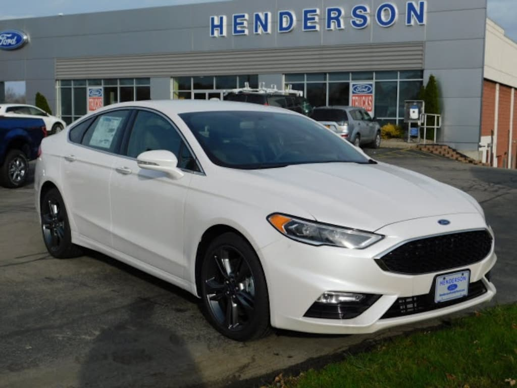 New 2018 Ford Fusion For Sale at Henderson Ford | VIN: 3FA6P0VP0JR120836
