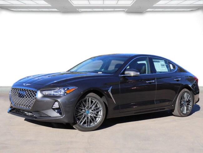 2019 Genesis G70 RWD 2.0T Elite Sedan